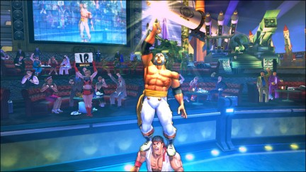 Street Fighter 4 da Oggi nei Negozi per Playstation 3 ed XBOX 360