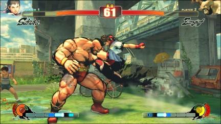 Street Fighter 4 da Oggi nei Negozi per Playstation 3 ed XBOX 360
