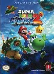 Super Mario Galaxy 2 Guida strategica ufficiale in Italiano