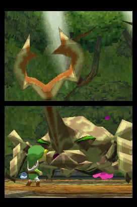 The Legend of Zelda: Spirit Tracks Nintendo DS Recensione