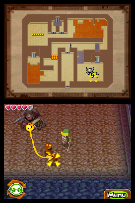 The Legend of Zelda: Spirit Tracks Nintendo DS Recensione