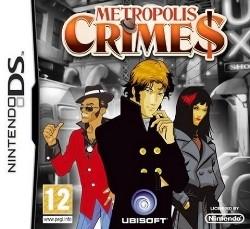 Metropolis Crimes Nintendo DS Recensione
