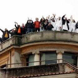 la protesta studentesca