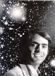 l'astronomo Carl Sagan
