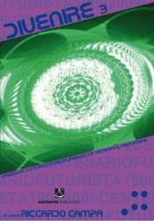 Cover del Libro Divenire 3 Futurismo
