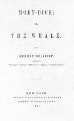 cover Moby Dick Melville da Wikipedia Italia