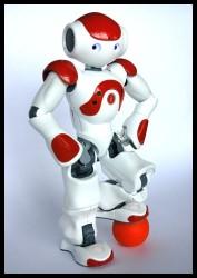 Nao robot baby