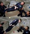 Sthen Hawking nello spazio