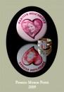 Partito dell'Amore-Moana Pozzi-simboli del pensiero radicale e laico