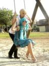Ecco le foto dei cosplay di Alice e Francesca!