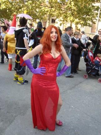 Ecco le foto dei cosplay di Amira!