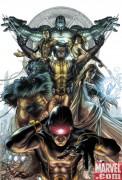 X-Men - Simone Bianchi - Cover -