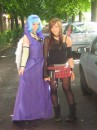Ecco le foto dei cosplay di Ayleen!