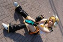 Ecco le foto dei cosplay di BakaRinoa!