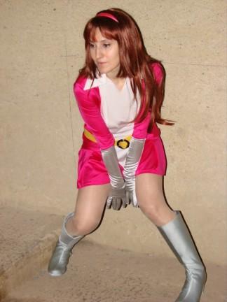 Ecco le foto dei cosplay di Cris!