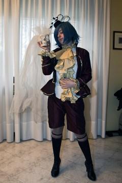 cosplay death note, cosplay rozen maiden, cosplay tutor hitman reborn