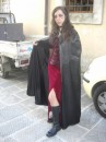 Ecco le foto dei cosplay di Cristina!