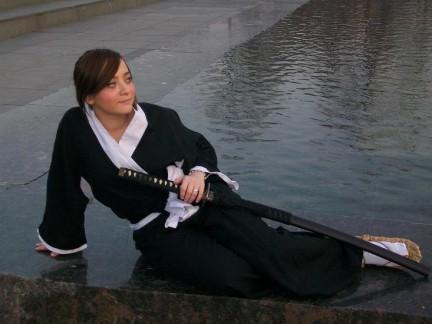 Ecco le foto dei cosplay di Denya!