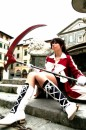 Ecco le foto dei cosplay di Elisa!