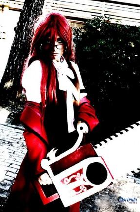 Ecco le foto dei cosplay di Elly!