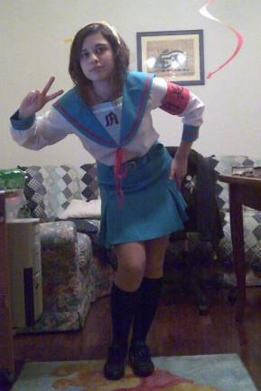 Ecco i cosplay di Ely707