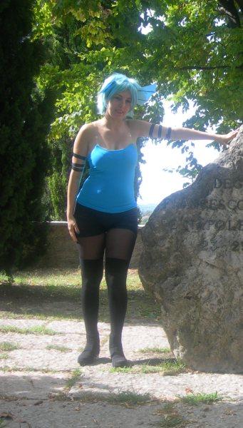 Ecco le foto dei cosplay di Emiluna!