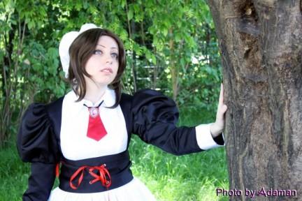 Ecco le foto dei cosplay fatti da Eternally!