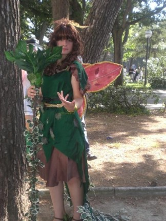 Ecco i cosplay di Fiammettachan!