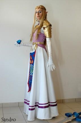 Ecco le foto dei cosplay di Giulia!