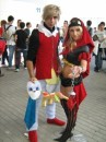 Ecco le foto dei cosplay di Guglielmo Zamparelli!