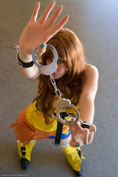 Ecco alcune foto dei cosplay di Hellana!
