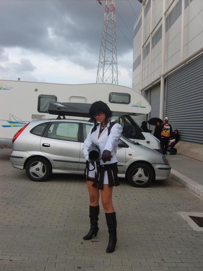 Ecco alcune foto dei cosplay di Hina!