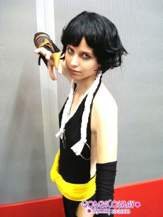 Ecco alcune foto dei cosplay di Ino!