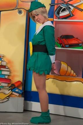 Ecco le foto dei cosplay di Giorgia!