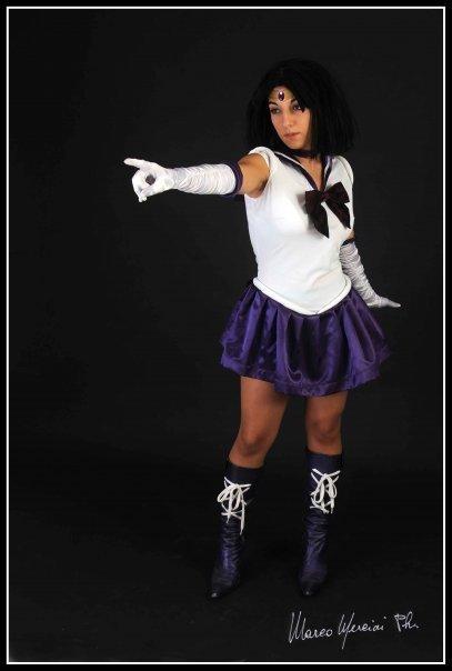 Ecco le foto dei cosplay di Nicole!