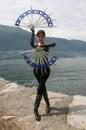 Ecco  le foto del cosplay di Kitana direttamente da Mortal Kombat!