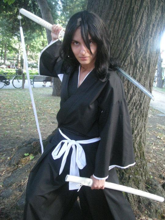 Ecco le foto dei cosplay di Laura!