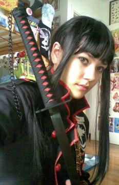 cosplay d.gray-man, cosplay kuroshitsuji, cosplay naruto
