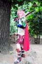 Ecco alcune foto dei cosplay di Lightning Artist Nietzsche!