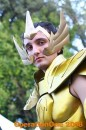 Ecco alcune foto dei cosplay di Luca!