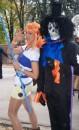 Ecco le foto dei cosplay di Luchia!