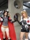 Ecco le foto dei cosplay di Luxfero!