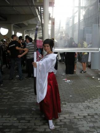 Ecco le foto dei cosplay di Mamu-Chan
