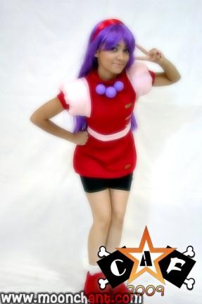 Ecco le foto dei cosplay di Mell Avery!