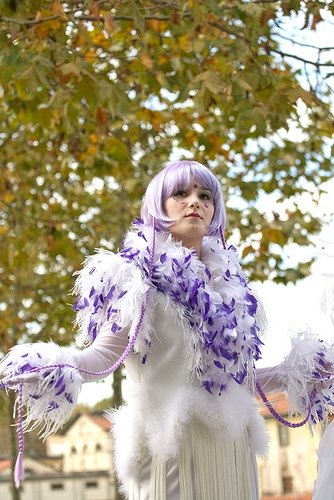 Ecco le foto dei cosplay di Michela!