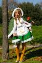 Ecco un altro cosplay di Amy!