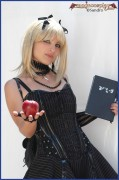 death note cosplay, misa amane cosplay, mogu cosplayer