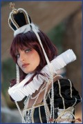 mogu cosplayer intervista, trinity blood cosplay,