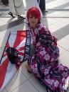Ecco le foto dei cosplay di Raima!