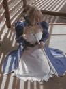 Ecco alcune foto dei cosplay di Resha!